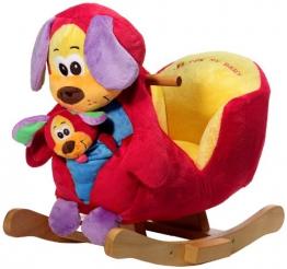 knorr-baby 60056 - Schaukelhund Wuffy - 1