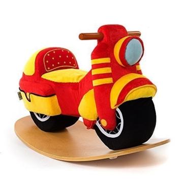Labebe Schaukelmotorrad -