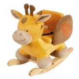 Nattou 413374 Jungle - Schaukelpferd Giraffe - 1
