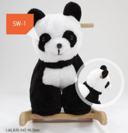 "Schaukeltier ""Pandabär Billy"" - 1"