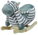 """Schaukeltier Schaukelpferd Zebra """"Ben the Zebra"""" supersüss,sehr hochwertige Ausführung mit Funktion Lullaby Lied - 1"""