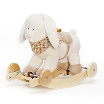 Teddykompaniet Schaukelhase -