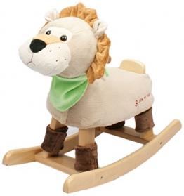 Torro 522 - Sweet Simba - Löwe - Kleinkinder Schaukelpferd - 1